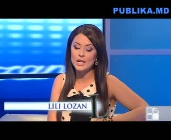 Live cu Lili Lozan 26 mai 2012