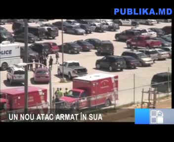 UN NOU ATAC ARMAT &Icirc;N SUA 
