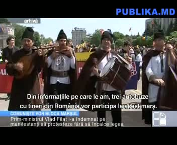 COMUNITII VOR BLOCA MARUL 
