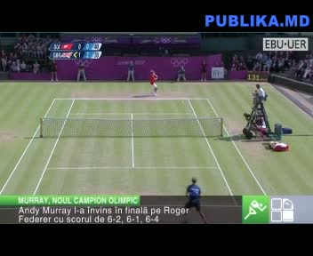 MURRAY, NOUL CAMPION OLIMPIC
