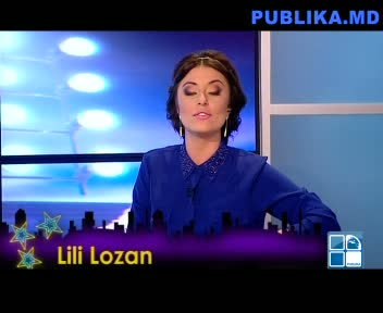 Live cu Lili Lozan 27 octombrie 2012