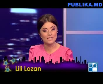 Live cu Lili Lozan 17 noiembrie 2012