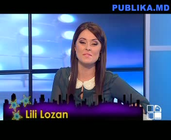Live cu Lili Lozan 3 noiembrie  2012