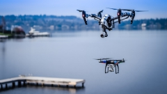 Aerial Photography Seattle/tjournal.ru