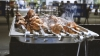 Barbecue Festival in Chisinau, full-fledged to feed and entertain guests