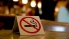 A few days left before the law of banning smoking will be enabled