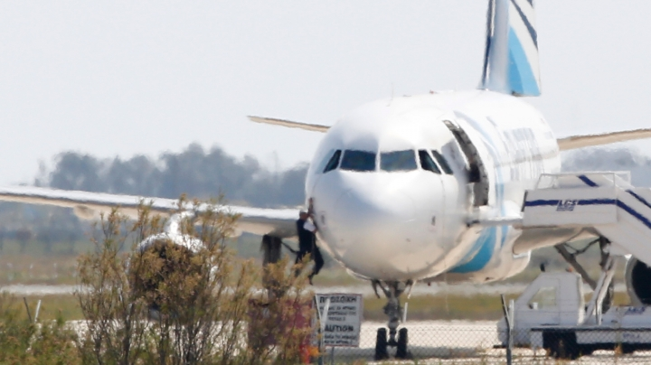 EgyptAir Flight 804: Seats, suitcases and remains found