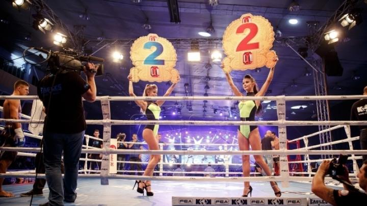 "Chişinău's ""Eagles Fighting Championship"". Emotions grew high on weighting day"