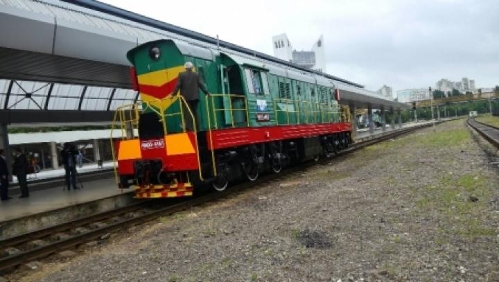 Moldova's Rail Way Company refurbishes four more locomotives