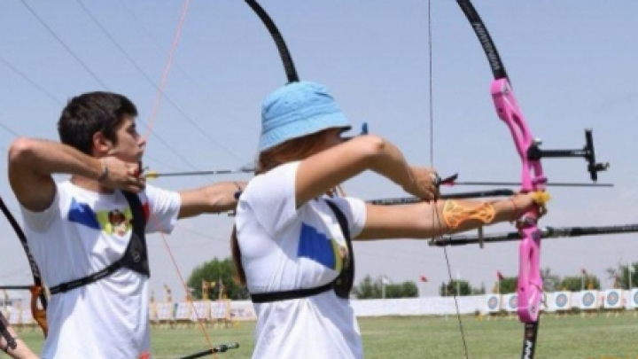 Remarkable performance by Moldovan archers