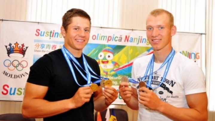 Moldova's Tarnovschi brothers score excellent results at Kayak-Canoe World Cup