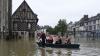 Europe floods: Five dead amid fears of fresh heavy rainfall