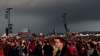 Lightning strikes hurt dozens in Germany rock festival