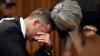 Oscar Pistorius a 'broken' man