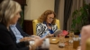 The woman, who revolutionized the fashion industry, Diane von Furstenberg, is impressed with Moldova and its women (VIDEO)