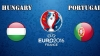 Euro 2016: Ronaldo rescues Portugal in match against Hungary