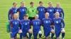 Moldova's soccer national team readies to play Sweden's women