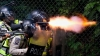 Venezuela UNREST: Police fire tear gas at protesters, lawmaker hurt