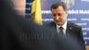 Vlad Filat's reaction after receiving sentence of nine years of jail