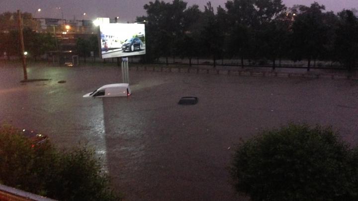 CATASTROPHIC IMAGES IN MOLDOVA. Last night rain causes floods, enormous damages
