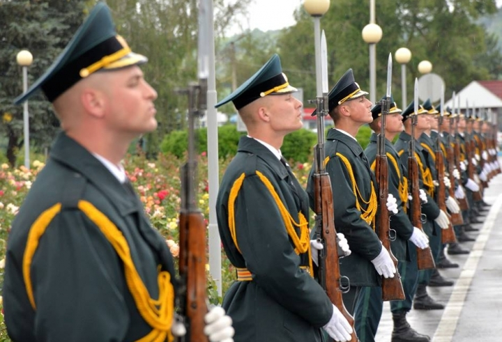 AIR TRAGEDY IN CANTEMIR. SMURD heroes passed customs with honors (PHOTO)