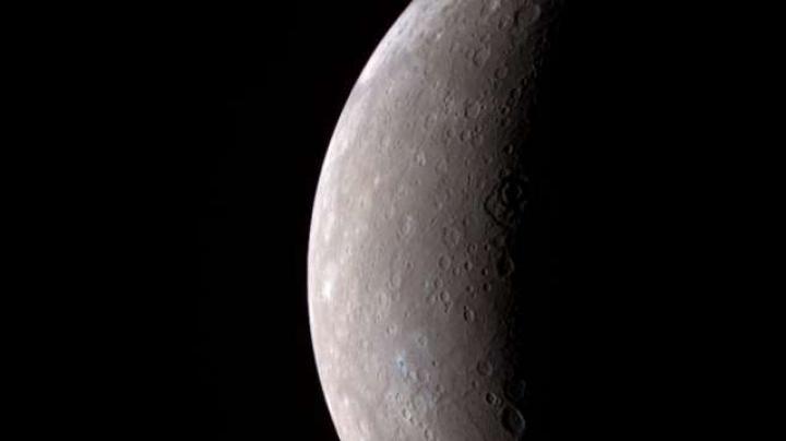 Researchers trace Mercury's origins to a rare meteorit