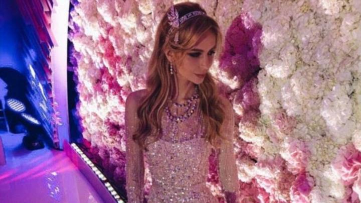 Russian billionaire spends 2 million US dollars on his son's wedding
