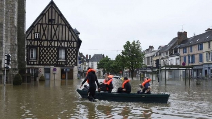 Europe floods: Five dead amid fears of fresh heavy rainfall