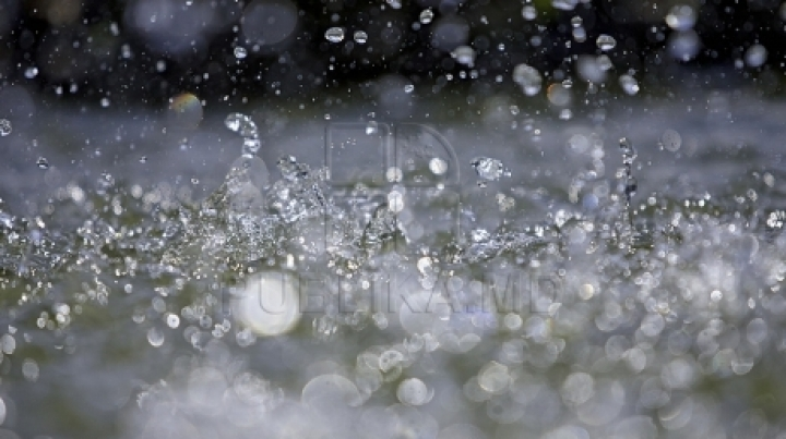 YELLOW WARNING: Country regions affected by rain showers. MOST AFFECTED AREAS