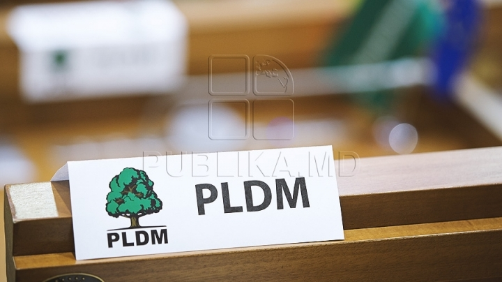 Octavian Grama leaves PLDM