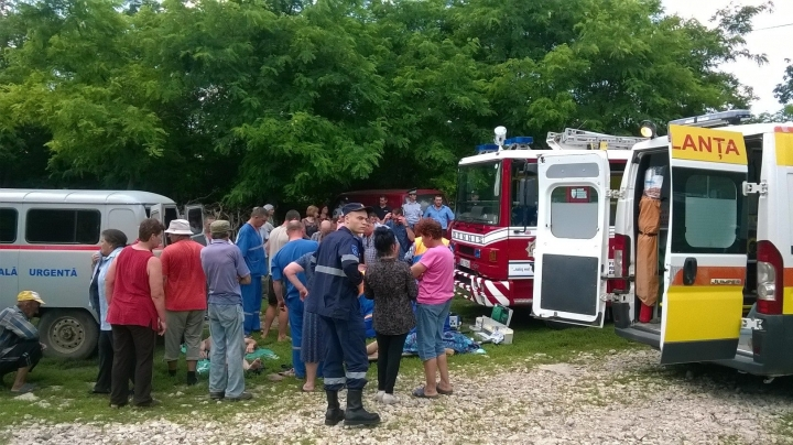 Three men from Orhei have died intoxicated with gas while cleaning a well