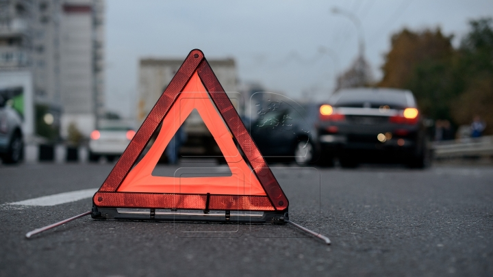 ACCIDENT on Moscova avenue! A girl got into hospital with various injuries