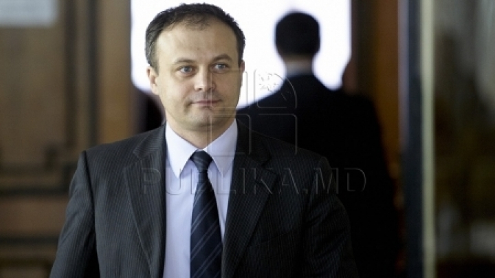 Moldovan Parliament  speaker Andrian Candu starts official visits to Romania and Belgium