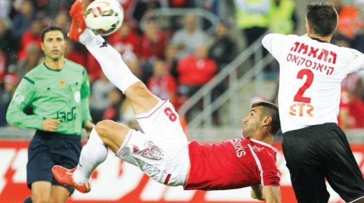 Hapoel Beersheba braces to face Moldova's Sheriff Tiraspol in Champions League Qualifiers