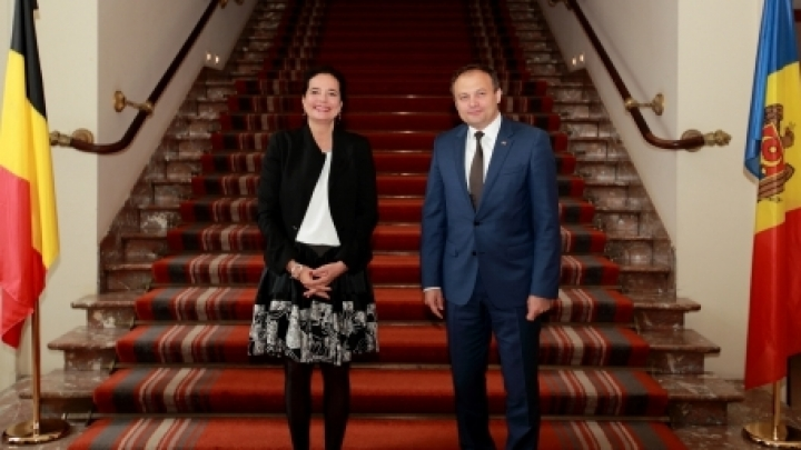 Moldovan Parliament to receive law-making expertise from Belgian Senate