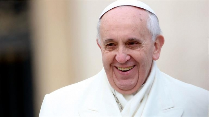 Pope Francis asks Christian people to apologize to people from LGBT community