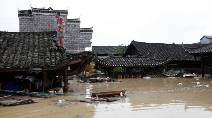 Severe storms kill 51 people in east of China
