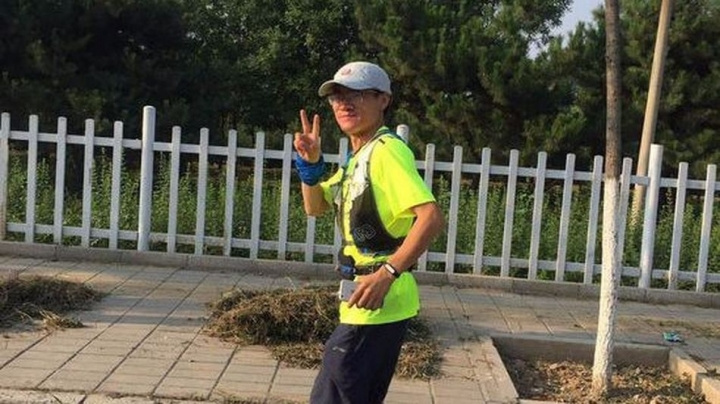 Chinese man runs over 200 km in 45 hours in name of love