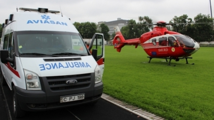 Medical CHOPPER CRASHES in Moldova, FOUR crew members confirmed DEAD (PHOTO)