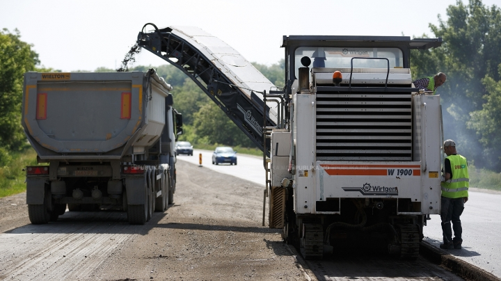 Italian company will repair 114 kilometers of national road in Moldova
