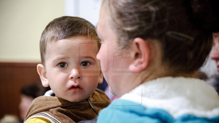 "Edelweiss foundation's ""Pediatric Office"" reaches Rezina"