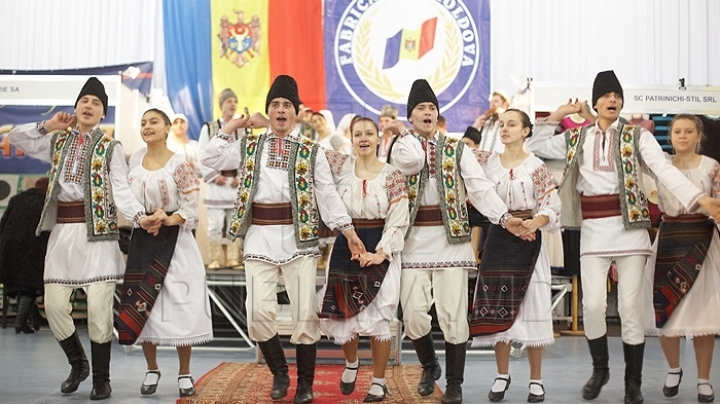 Today Moldova celebrates National Day of Traditional Costume
