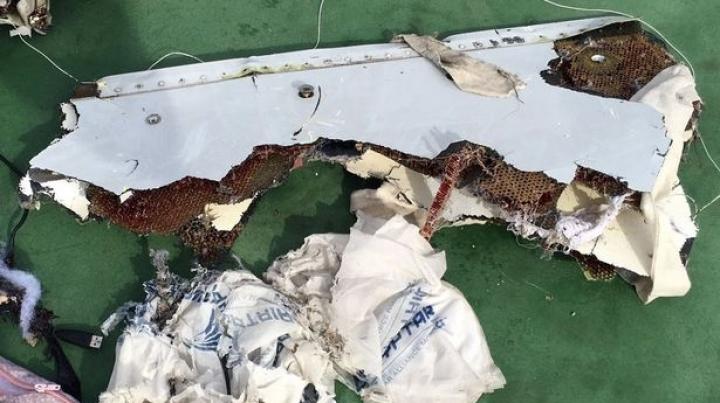 "Doomed EgyptAir plane made ""THREE emergency landings"" 24 hours before mystery crash"