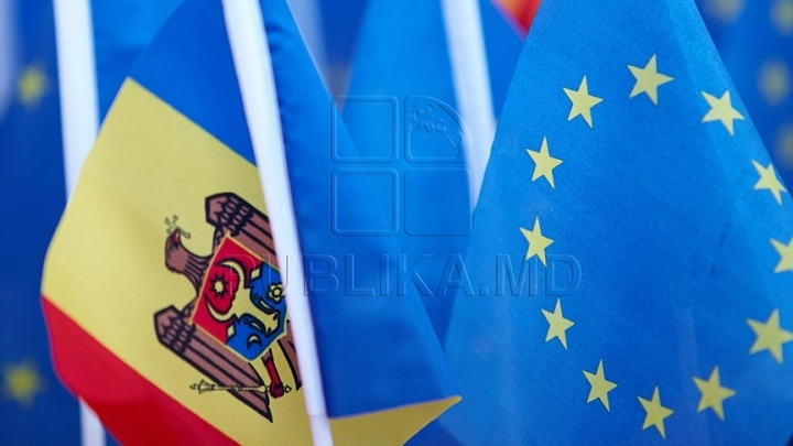 EU-main partner of Moldova. Relationship has been developed