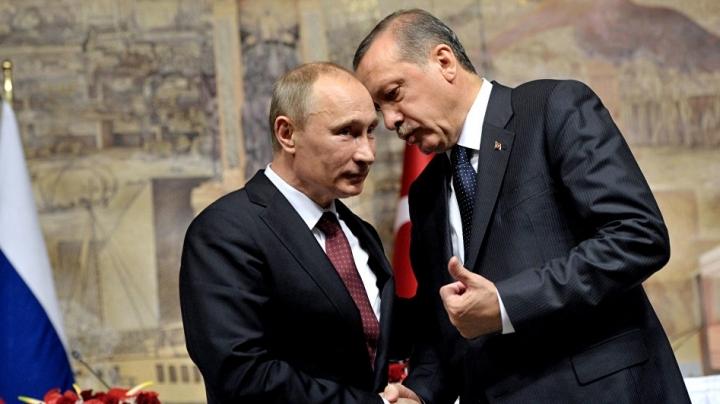 Turkish language subtleness: Did or did not apologize Erdogan to Putin?