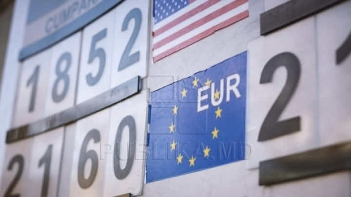 EXCHANGE RATE 15 June 2016. Moldovan leu appreciates to euro