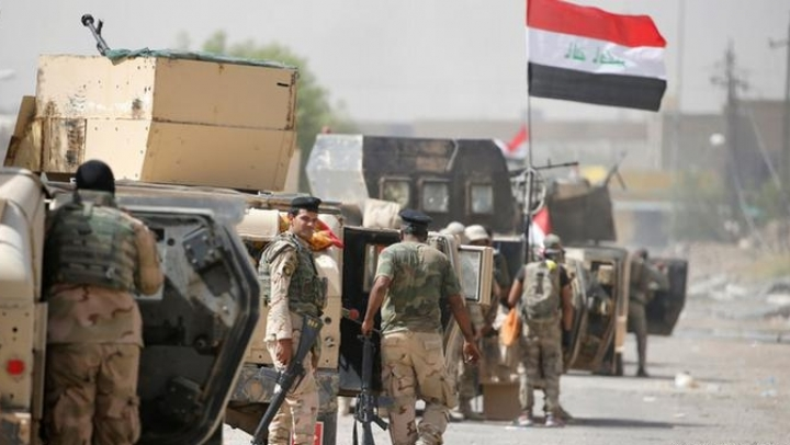 Fallujah is under Iraqi Government's control. Next move is towards Mosul
