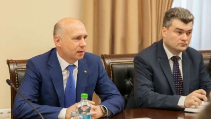 Moldovan premier Pavel Filip discusses Transnistrian settlement with OSCE ambassador
