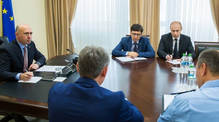 Moldovan PM convenes meeting to tackle flood in southern town