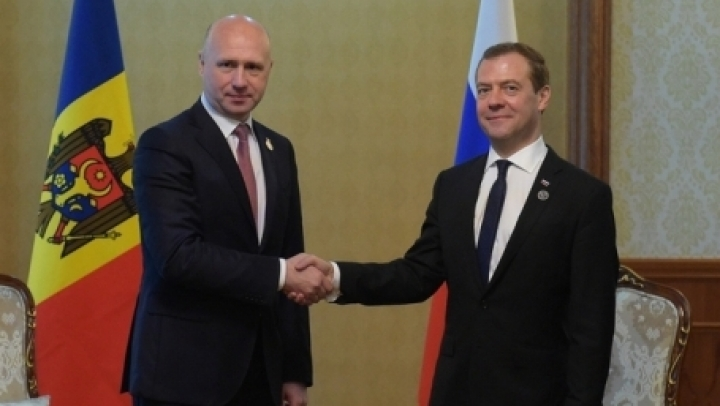 Russian, Moldovan prime-ministers agree trade relations can get ascending trend